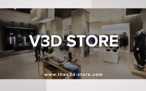 Preview Fashion Store V3D